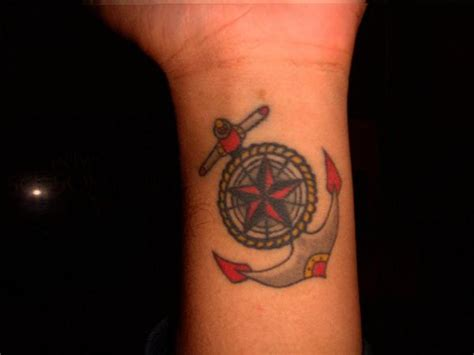 nautical wrist tattoos 27 anchor tattoos on wrist for