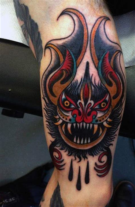 50 bat tattoo designs for men manly nocturnal design ideas