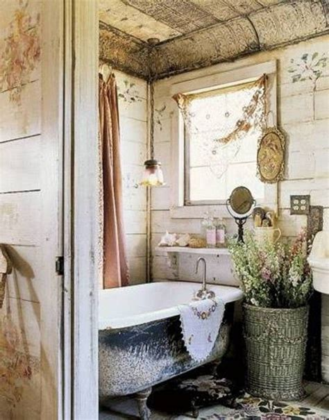 Country Chic Bathroom Ideas Country Style Bathroom Decor Ideas