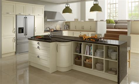 Nantucket Kitchens by Madison Contemporary Ivory Kitchen Stori