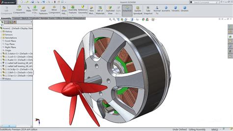 tutorial solidworks motor solidworks tutorial sketch dc motor in solidworks youtube