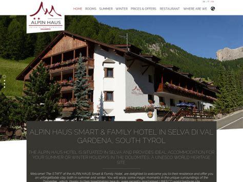 casa alpina selva di val gardena alpin haus smart family hotel casa alpina a selva