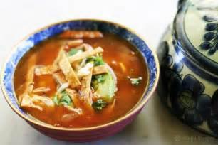 Tortilla soup recipe simplyrecipes com