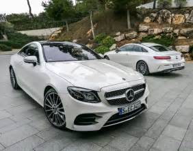 mercedes e class coupe 2017 international