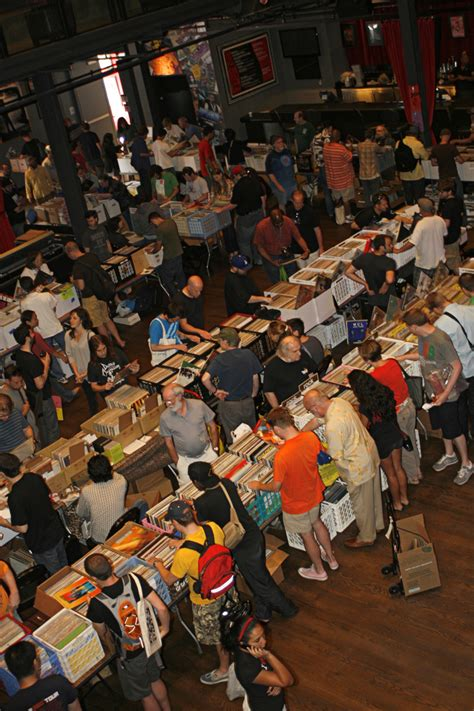 Dc Records Fillmore Silver Hosts Dc Record Fair Bethesda