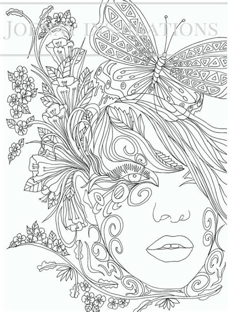 html printable page size dream catcher adult coloring pages printable full size