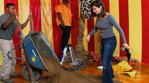 trading space 6 of the scariest trading spaces makeovers