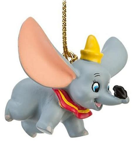 dumbo walt disney world resort ornament from our christmas