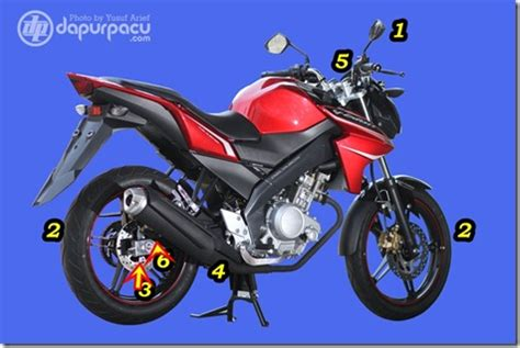 Spare Part Yamaha New Vixion Lightning spare part yamaha new vixion yang bakal jadi incaran