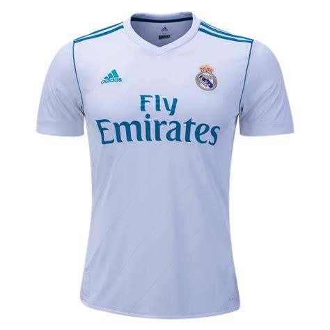 Real Madrid Gk Jersey 2017 2018 Merah jersey real madrid home 2017 2018 jersey bola grade ori