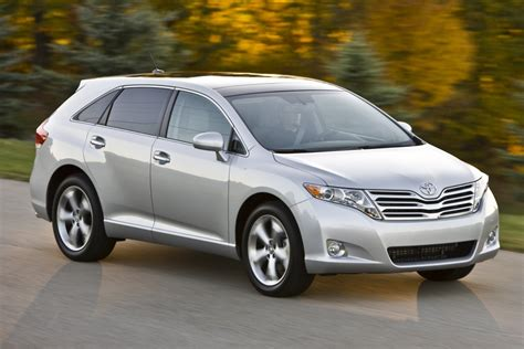 Toyota Venza Reviews 2012 Toyota Venza Review
