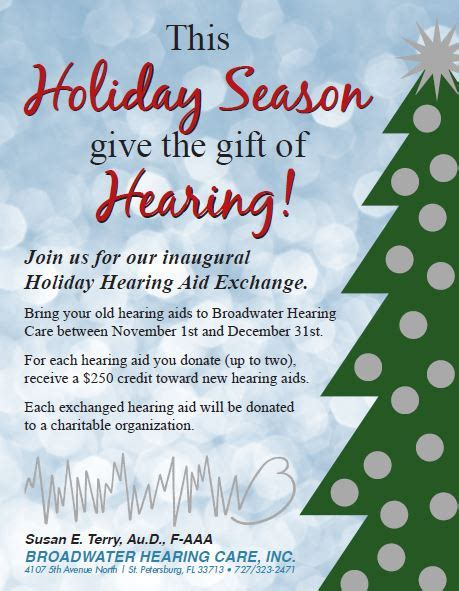 And Give The Gift Of by Give The Gift Of Hearing