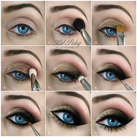 simple eyeshadow ideas step by step makeup eyeshadow ideas step by step www imgkid com the