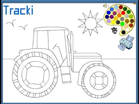 Blippi Coloring Pages