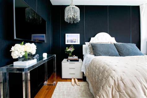 black art deco bedroom  lucite console hgtv