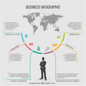 Infographic Design Template by 50 Free Infographic Templates Psd