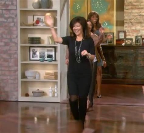 does julie chen wear a weave the appreciation of booted news women blog julie chen