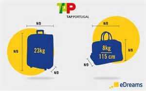 les r 232 gles bagages sur tap portugal le de voyage