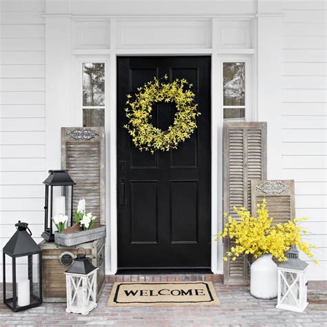 front door decorating ideas 25 best ideas about summer porch decor on