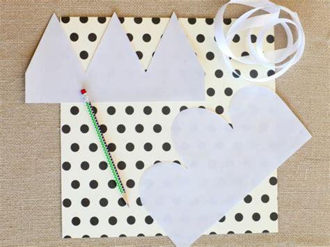 Paper Tiara Craft - favor paper princess crowns hgtv