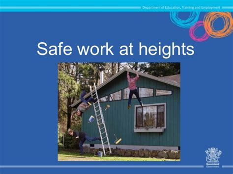 designmantic safe safe work at heights by queensland