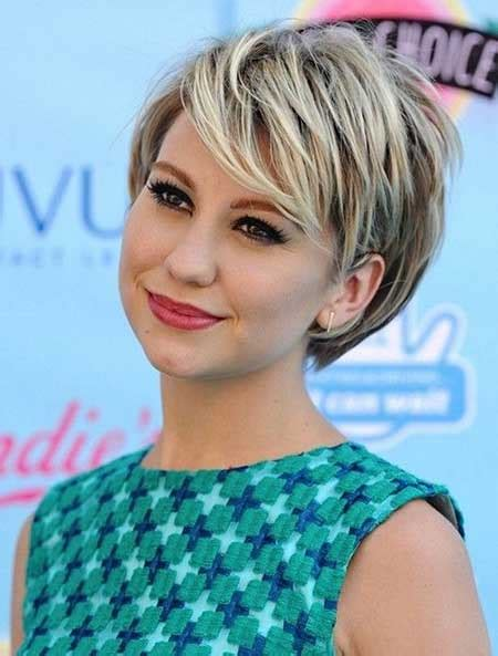 hairstyles for round face short hair 30 best short hairstyles for round faces short