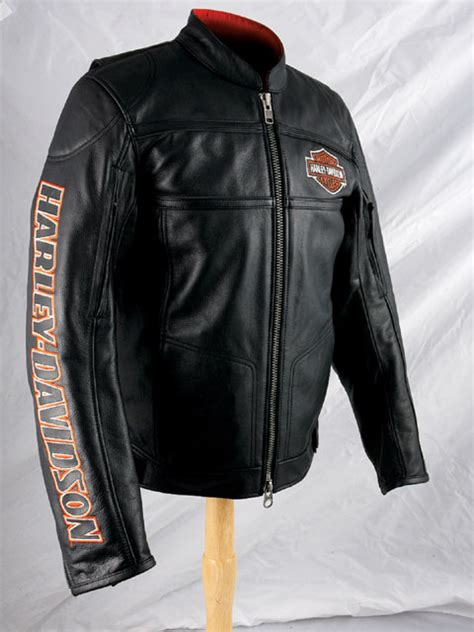 Harley Davidson Hd 6267 Leather Blbw For who owns the hd complete leather jacket harley davidson forums