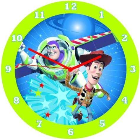 Buzz Lightyear Bedroom toy story printed wall clock toys thehut com