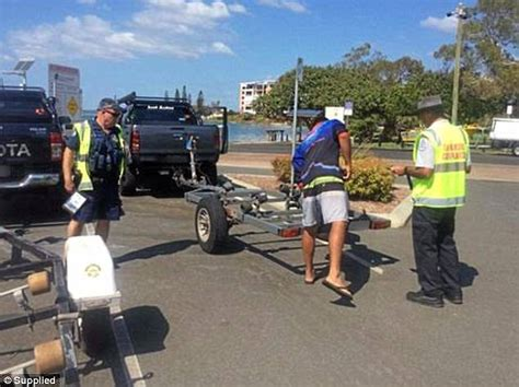 driving boat without license qld fine residents in nsw fined hundreds for minor infractions