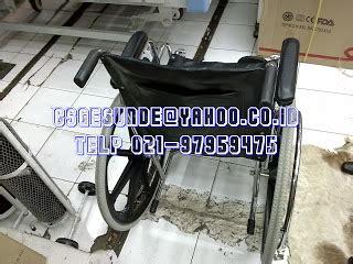 Kursi Roda Sella 3 In 1 jual kursi roda 2 in 1 bekas sella asli dengan harga murah