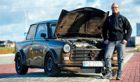 Ultimate Sleeper Car by This One Of A Trabant Is The Ultimate Sleeper Car