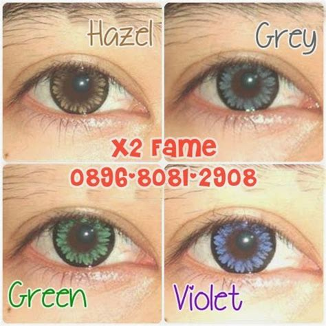 Softlens X2 Black 14 50mm softlens x2 fame dnuth softlens center