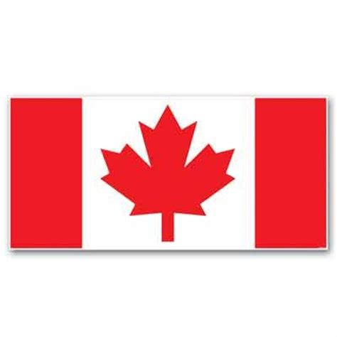 Home Decorating Stores Online by Canadian Flag Small Wall Cling Webhats Com