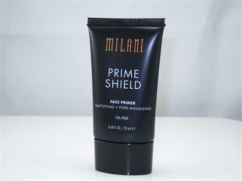 Sale Milani Prime Perfection Hydrating Pore Minimizing Primer milani prime shield mattifying pore minimizing primer review swatches musings of a muse