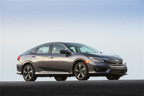 2016 honda civic sedan revealed in priced from 19 475