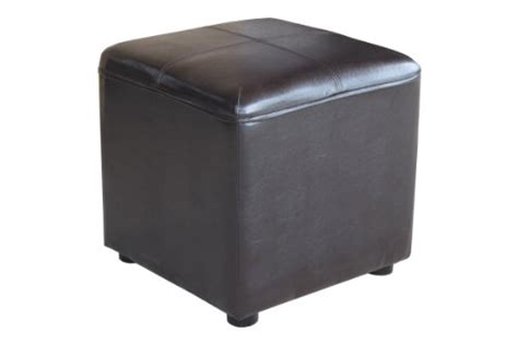 Leather Stool Ottoman Couchesusa Ottomans Pu Leather Foot Stool Ottoman