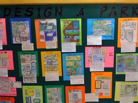 assignment 2 display ideas and layout areas of photo principal s point of view design a park