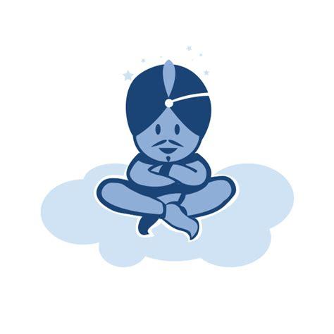 Genie L Logo by Plan Genie Logo Site And Web App On Behance