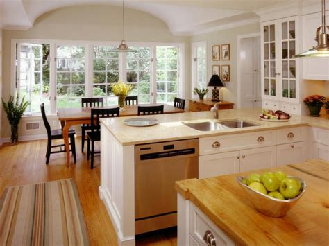 transitional kitchen ideas elegant transitional kitchens hgtv