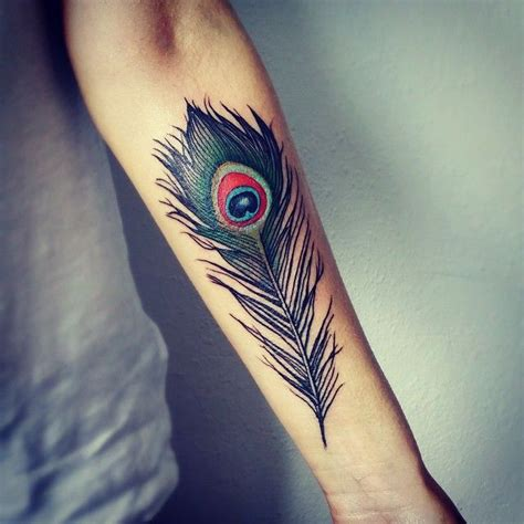 tattoo meaning peacock 35 colorful peacock feather tattoo meaning designs check