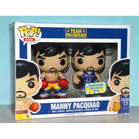 Funko Pop Asia Manny Pacquiao Boxer Coachplayer Exclusive funko manny pacquiao boxer coach player pop vinyl