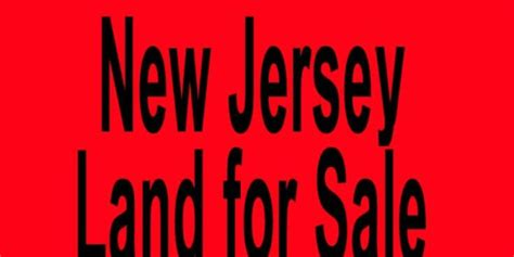 Nj Records Property Sales Cheap Land For Sale In New Jersey Buy Cheap Land In New Jersey