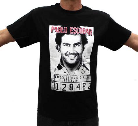 T Shirt Pablo pablo escobar t shirts ebay