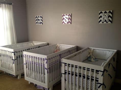 triplet nursery project nursery