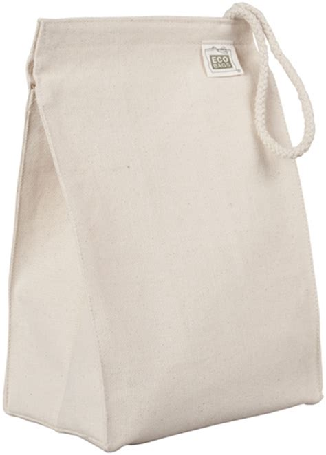 Canvas Lunch Bag recycled cotton canvas lunch bag wholesale