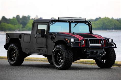 how petrol cars work 2006 hummer h1 parking system hemmings find of the day 1993 am general m998 hmmw