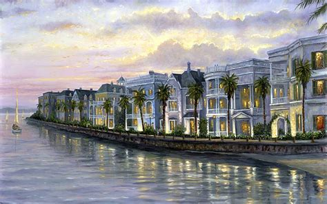 house painters charleston sc charleston south carolina charming coastal house art paintings 1600 1200 8