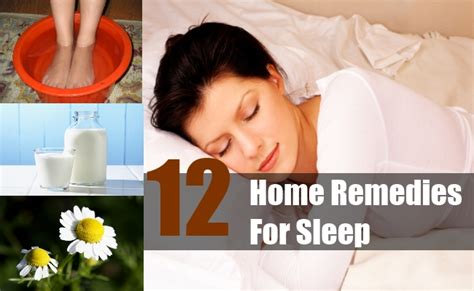12 home remedies for sleep search home remedy