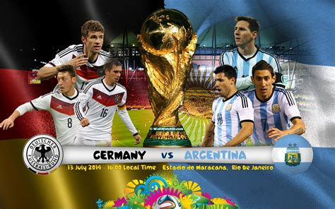 world cup match germany vs argentina 2014 fifa world cup match
