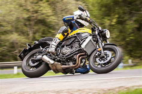 700 Ps Motorrad by Motorrad Quartett Yamaha Xsr700 Test Testbericht